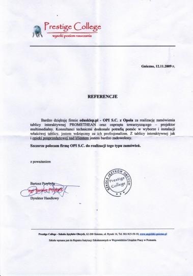 edusklep.pl - pomoce dydaktyczne referencje