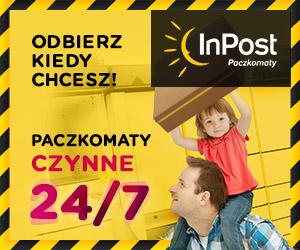 Paczkomaty w edusklep.pl