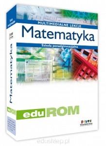 EduROM Matematyka. Szkoła ponadgimnazjalna