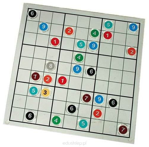 Szklane Sudoku