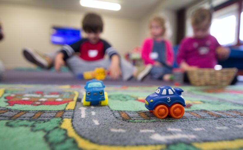 Rok szkolny 2020/2021 – jak odświeżyć przedszkolne sale?