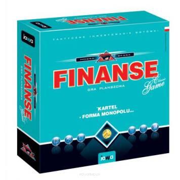 Finanse małe gra planszowa